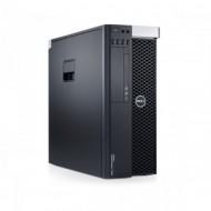 Workstation DELL Precision T3600 Intel Xeon Quad Core E5-1620 3.60GHz-3.80 GHz 10MB Cache, 16GB DDR3 ECC, 500GB HDD SATA, Placa Video Nvidia Quadro 2000 1GB/128biti